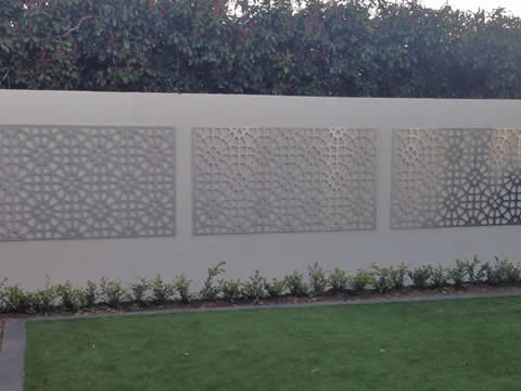 STAINLESS STEEL DECORATIVE PANELS - 3mm Stainless Steel